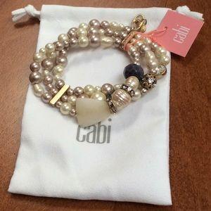 CAbi Treasure Bracelet NEW